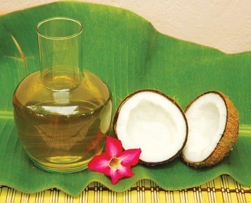 dầu dừa nguyên chất