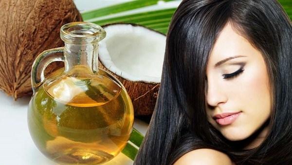Tinh dầu dừa rất tốt đối với tóc