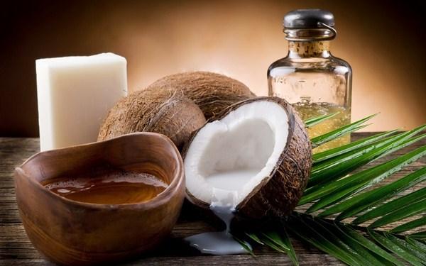 Tinh dầu dừa chữa các bệnh ngoài da hiệu quả nhất