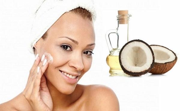 Trị sạch mụn chỉ với tinh dầu dừa trị mụn hiệu quả