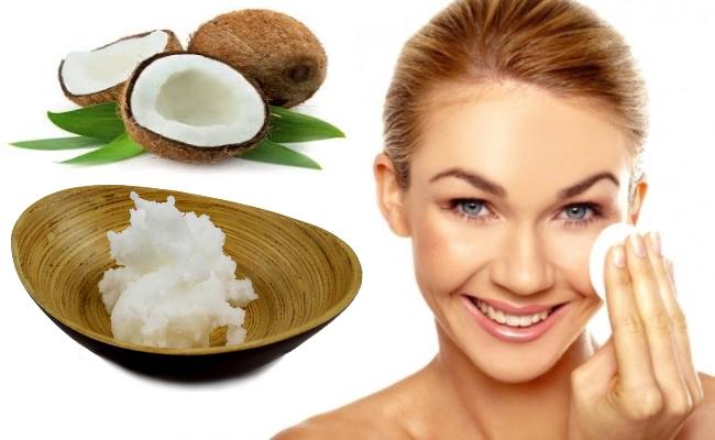 dùng dầu dừa để dưỡng da