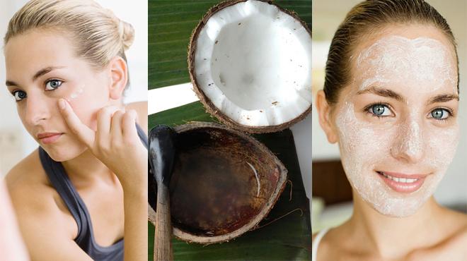 Tinh dầu dừa giúp làm trắng da hiêu quả